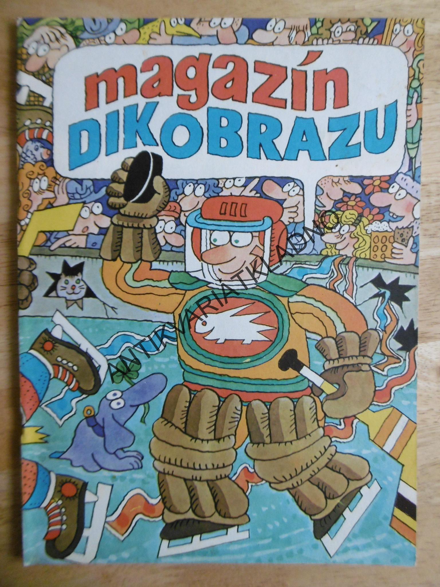 Magazin Dikobrazu Antikvariat Kladno Mares