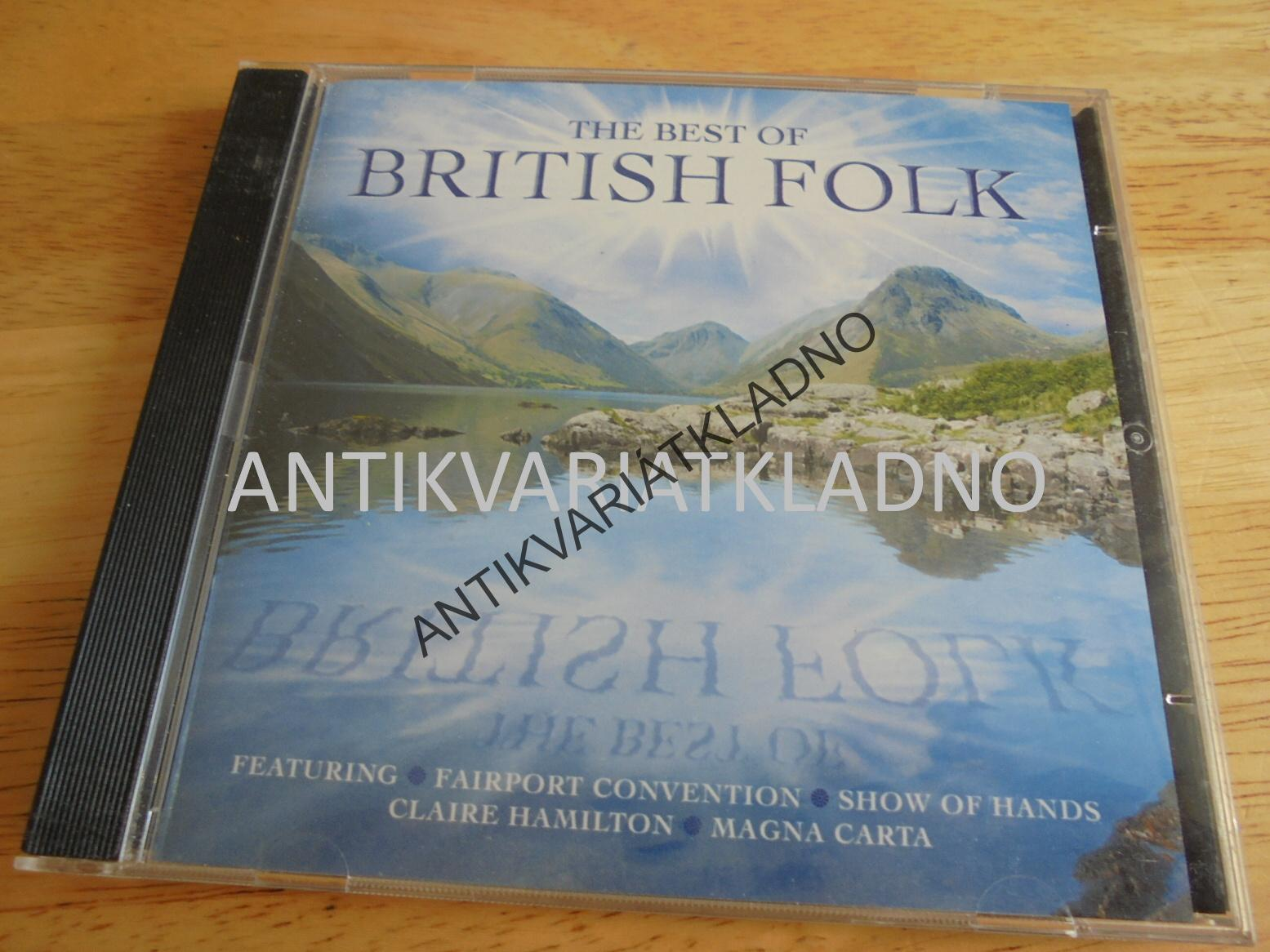 THE BEST OF BRITISH FOLK, CD
