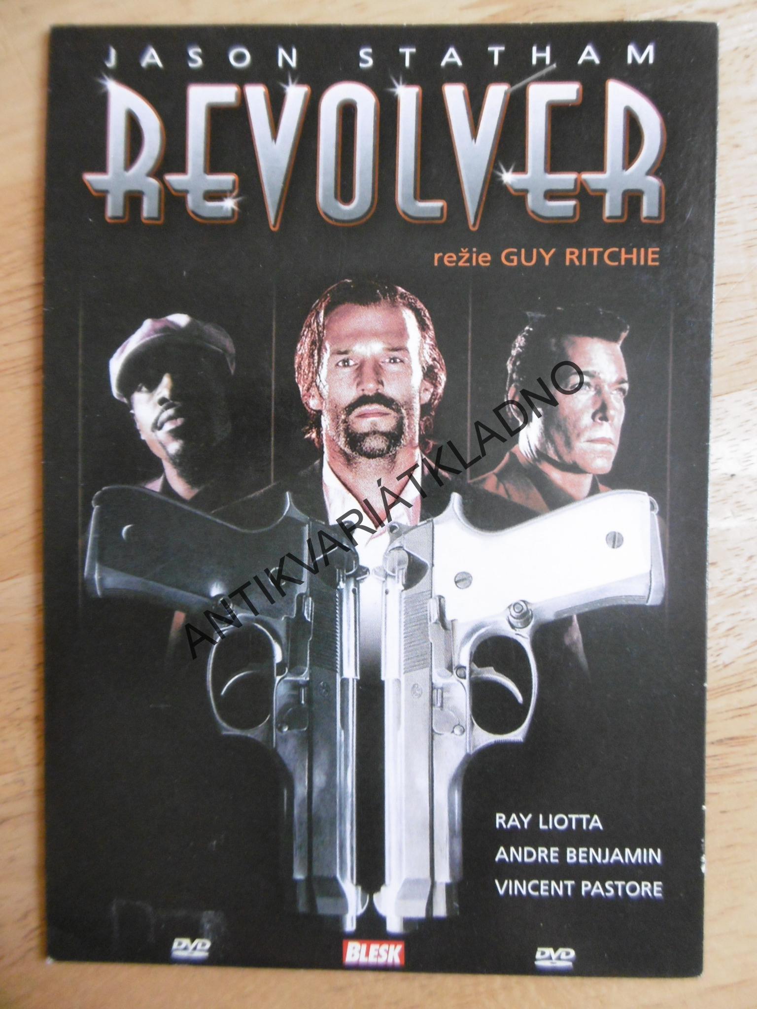 revolver film