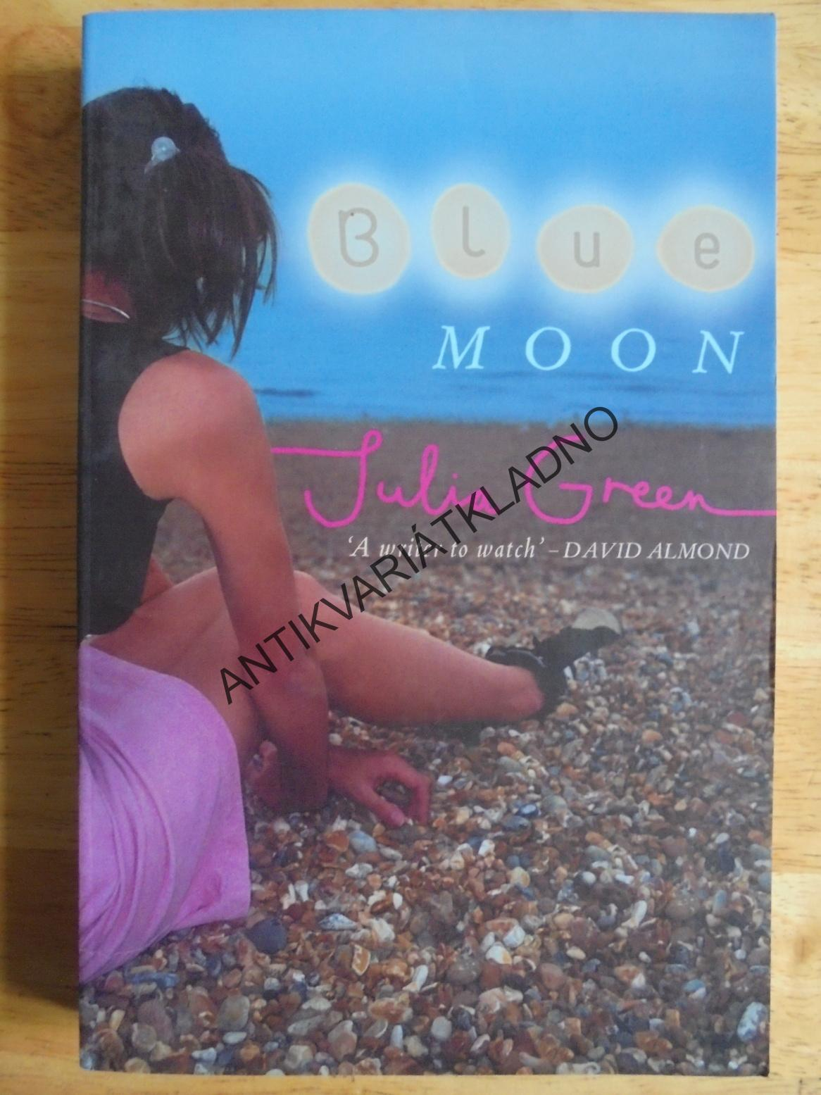 BLUE MOON, JULIA GREEN, ANGLICKY50