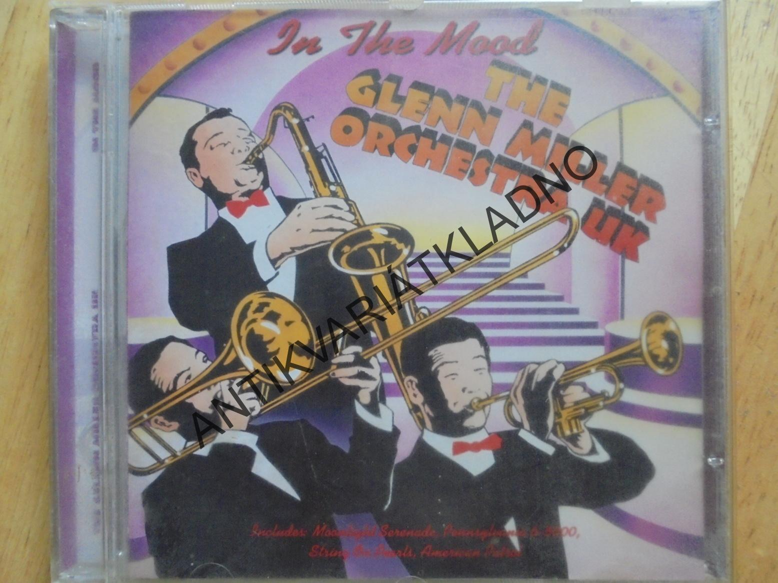 IN THE MOOD THE GLENN MILLER ORCHESTRA UK, CD