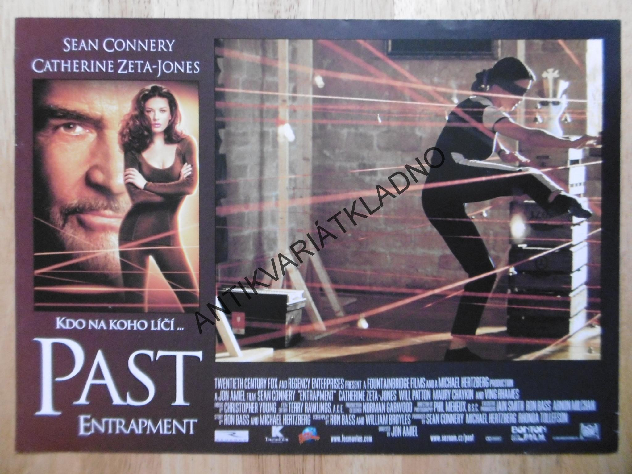 PAST, CONNERY, ZETA-JONES, FOTOSKA FILM USA