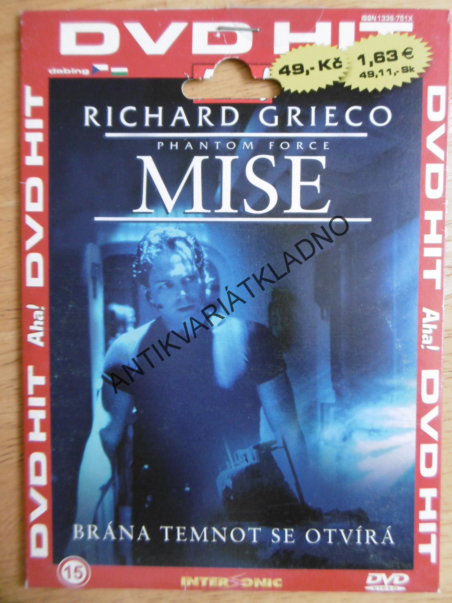 MISE, DVD FILM