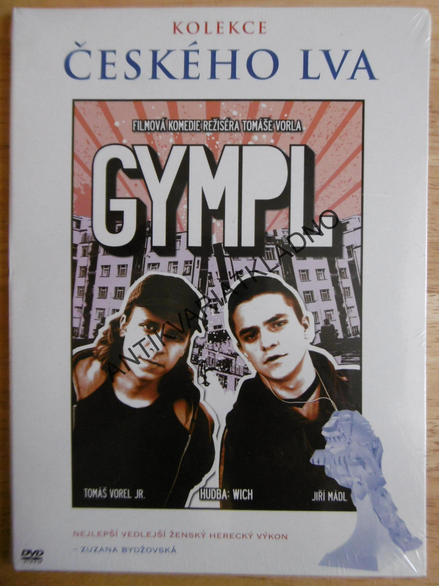 GYMPL, DVD FILM