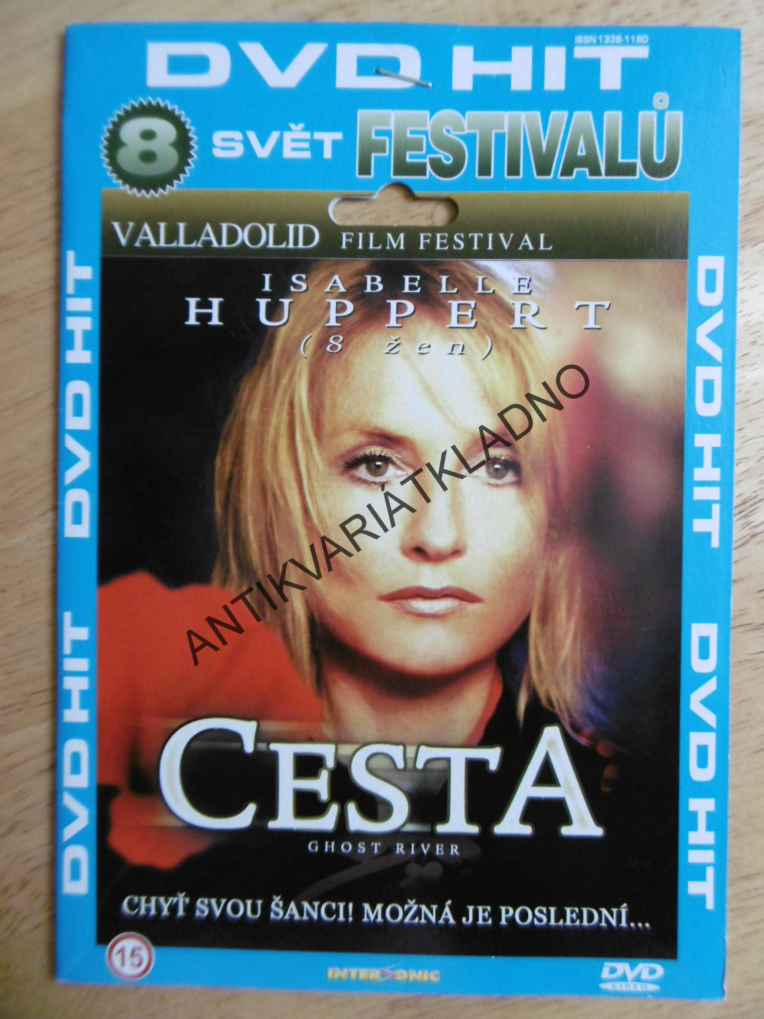 CESTA, GHOST RIVER, DVD FILM