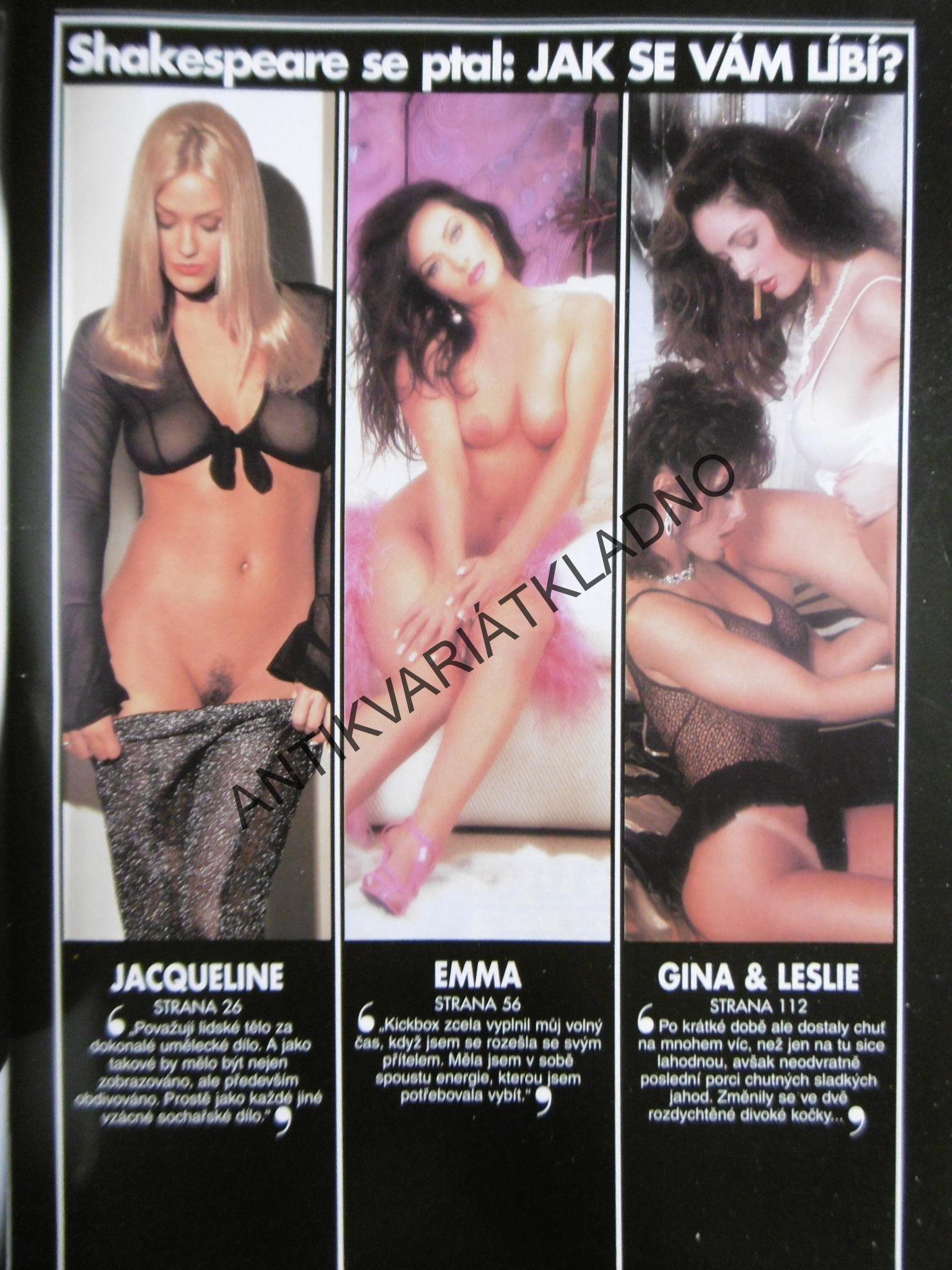 Gina porno divoká