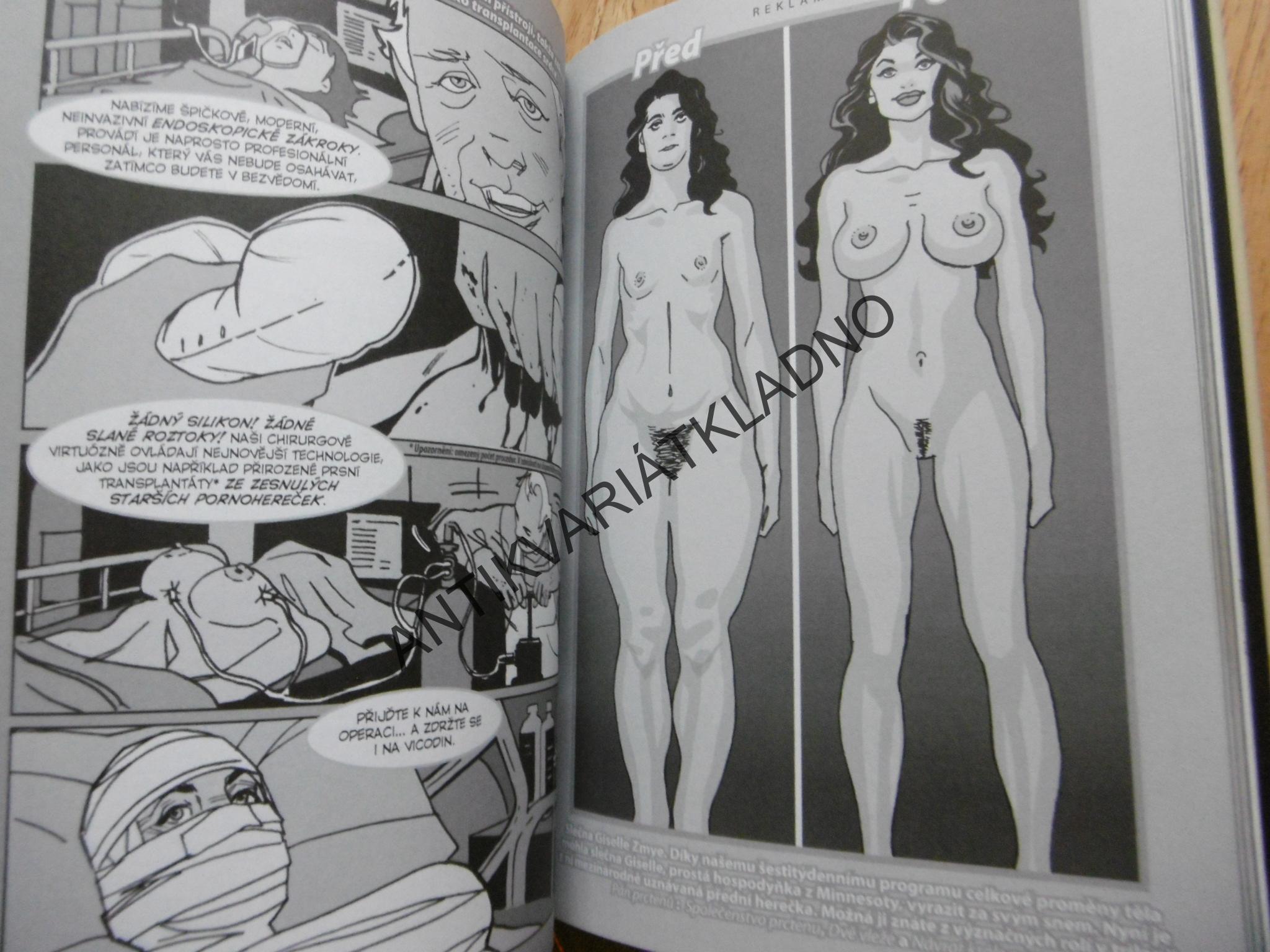Hrabat porno komiksy