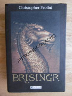 BRISINGR, CHRISTOPHER PAOLINI, **an