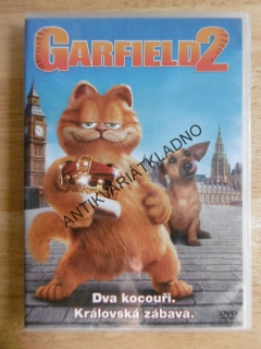 GARFIELD 2., DVD FILM