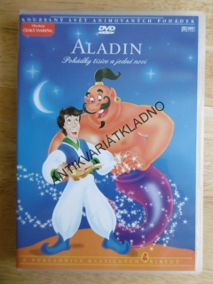 ALADIN, DVD FILM