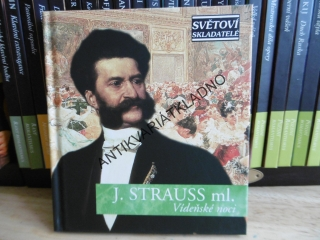 J. STRAUSS ML., VÍDEŇSKÉ NOCI, CD