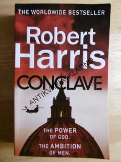 CONCLAVE, ROBERT HARRIS, ANGLICKY