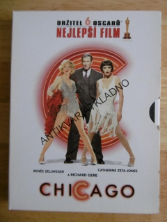 CHICAGO, DVD FILM