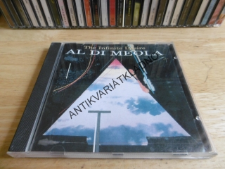 AL DI MEOLA, THE INFINITE DESIRE, CD