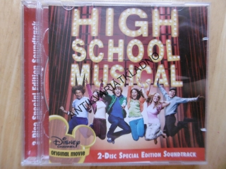 HIGH SCHOOL MUSICAL, CD + DVD