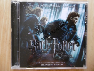 HARRY POTTER AND LEATHLY HALLOWS 1., CD