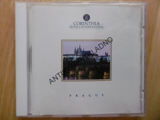 PRAGUE, PRAHA, GOLDEN MELODIES, VERDI, MOZART,BEETHOVEN,STRAUSS AJ., CD