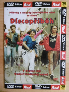 DISCOPŘÍBĚH, DVD FILM