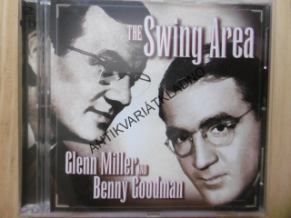 THE SWING AREA, GLENN MILLER AND BENNY GOODMAN, CD