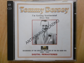 TOMMY DORSEY, I´M GETTING SENTIMENTAL OVER YOU, 2 CD