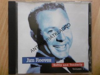 JIM REEVES, SOFTLY AND TENDERLY, 1., CD