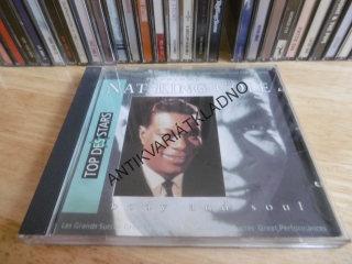 NAT KING COLE, BODY AND SOUL, CD