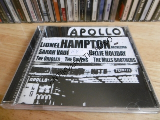 APOLLO, LIONEL HAMPTON, SARAH VAUGHAN, CD