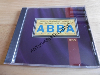 ABBA, ROYAL PHILHARMONIC ORCHESTRA, CD