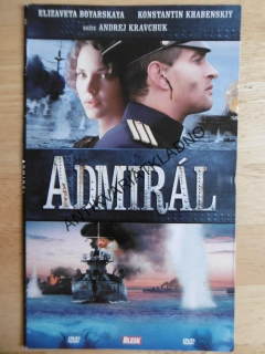 ADMIRÁL, DVD FILM