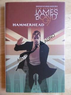 JAMES BOND 007, IAN FLEMING, HAMMERHEAD