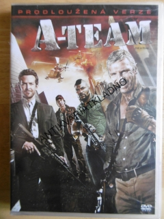A-TEAM, DVD FILM