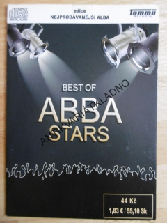 BEST OF ABBA STARS, CD HUDBA