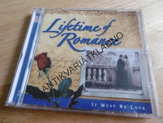 LIFETIME OF ROMANCE, IT MUST BE LOVE, 2 CD