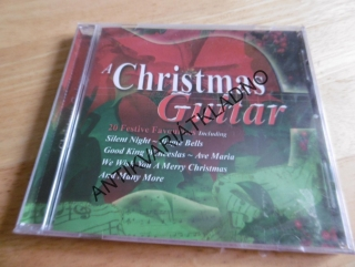 A CHRISTMAS GUITAR,  CD