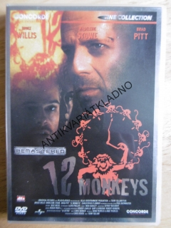 12 MONKEYS, 12 OPIC, DVD FILM