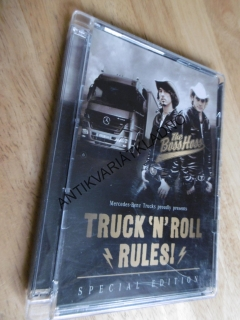 TRUCK´N´ROLL RULES! MERCEDES BENZ, CD + DVD FILM