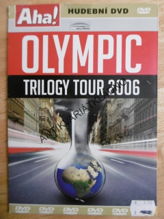 OLYMPIC TRILOGY TOUR 2006, DVD HUDBA