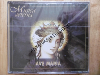 MUSICA AETERNA, AVE MARIA, CD 3 KS
