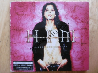 HIM RAZORBLADE ROMANCE, CD