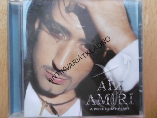 ALI AMIRI, A PIECE OF MY HEART, CD