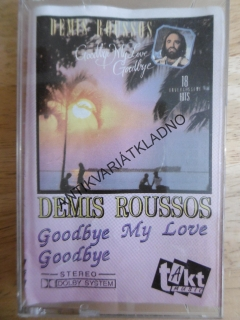 MC KAZETA - DEMIS ROUSSOS, GOODBYE MY LOVE