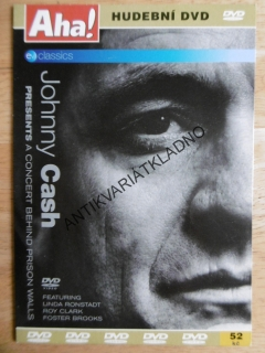 JOHNNY CASH, DVD HUDBA