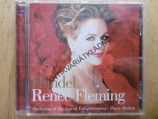 HANDEL, RENEÉ FLEMING, ORCHESTRA OF THA AGE OF ENGLIHTENMENT, CD