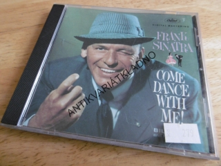 FRANK SINATRA, COME DANCE WITH ME!, CD
