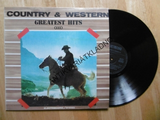 COUNTRY A WESTERN GREATEST HITS, III.
