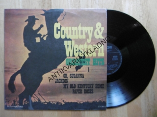 COUNTRY A WESTERN, GREATEST HITS 1.