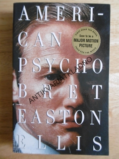 AMERICAN PSYCHO, BRET EASTON ELLIS, ANGLICKY