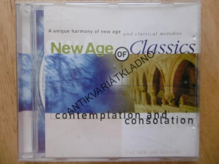 NEW AGE OF CLASSICS, CONTEMPLATION AND CONSOLATION, CD