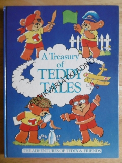 A TREASURY OF TEDDY TALES, ANGLICKY