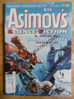 FANTASY A SCIENCE FICTION, 3/1996, ASIMOV, aj.